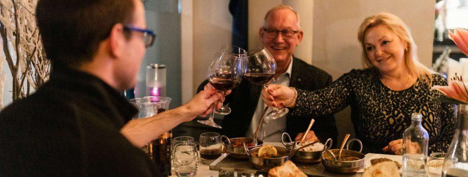 IUit eten in Scheveningen | Indian Bay Dreams Scheveningen Den Haag