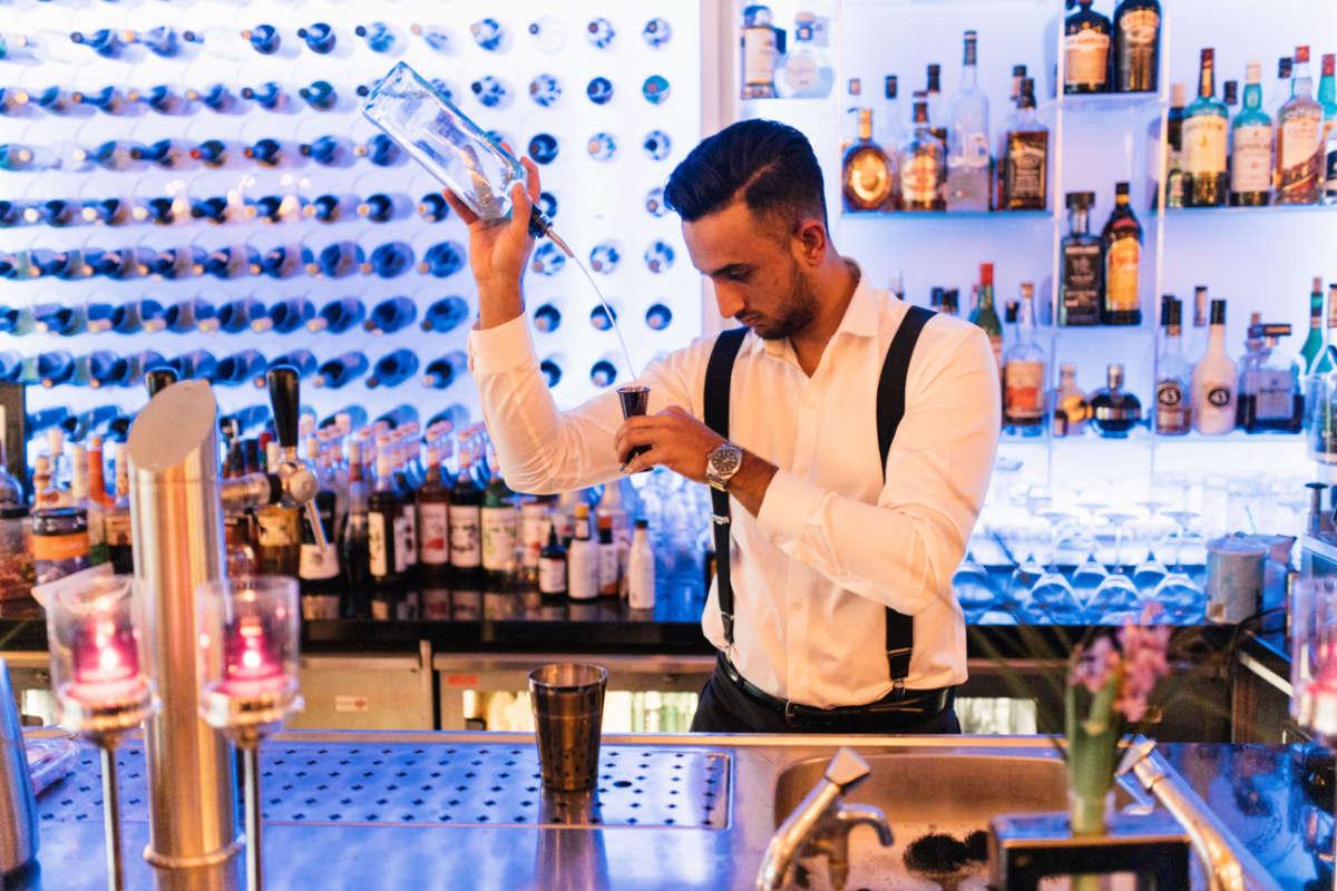 Cocktails bar | Indian Bay Dreams Scheveningen Den Haag